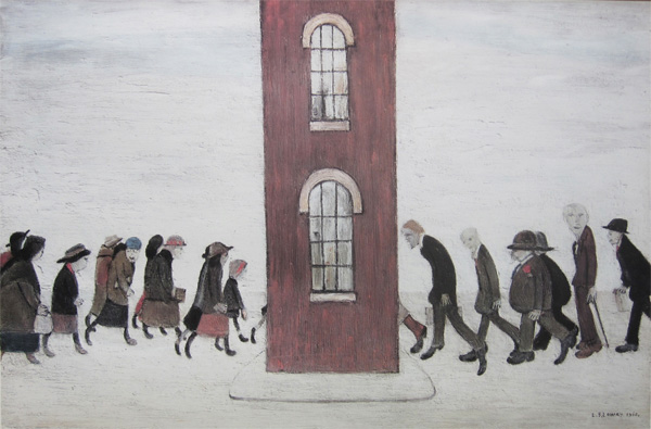 Lowry : Meeting Point